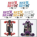 Rc Car Metal Upgrade Parts Kits Fit For Wltoys Rc Truck Pull Rod C-seats
