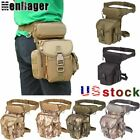 Tactical Leg Bag Tool Hunting Waist Pouch Military Motorcycle Riding Fanny Pack