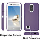 For LG Aristo 2 3 / Rebel 4 / Phoenix 4 Hybrid Armor Shockproof Case Phone Cover