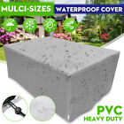Waterproof Outdoor Furniture Cover Yard Uv Garden Table Chair Shelter Protectors