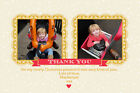 Personalised+Photo+Christmas+Thank+You+Cards+%2F+Notes+Inc+envelopes+Z61