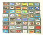 Authentic Gameboy Advance Games GBA SP DS  Many Titles - Pick What You Want