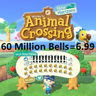 Animal Crossing:New Horizons Bells, Nook Miles Tickets, Materials Fast Delivery⚡