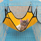 NEW Hanging Plush cat litter for Cat Fabric Bed Mat Hammock Cage