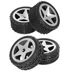 Wheel Tyres Tires For Wltoys L959 L202 Rc Car Spare Parts Accessories V3b3