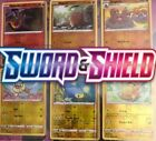 Pokemon Sword and Shield Base Reverse Holos - Singles - NM