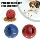 Pet Interactive Puzzle Toy Food Dispenser Tough-Treat Ball Dog Puppy Play Toys