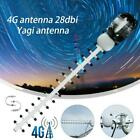 4G 28dbi Antenna SMA Male WIFI Signal Booster Amplifier LTE 4G Outdoor Direction