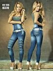 AUTHENTIC BUTT LIFTER COLOMBIAN HIGH WAIST JEANS #0370 BY ASI SEA JEANS