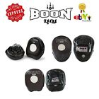 Boon Muay Thai Punching Mitts Standard Flat FMSF Curved FMLC Small Curved FMSC