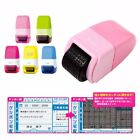 Plus Guard Your ID Roller Stamp SelfInking Stamp Messy Code Security Office ke
