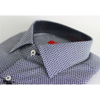 Men's Shirts Cotton 100 Handmade Manufacturing Made IN Italy 39-46 Regular Fan