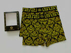 Versace Barocco Print Boxer Briefs (2 Pack )
