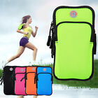 Sport Armband Mobile Phone Holder Arm Band Bag Case Pouch Running Jogging Gym