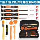 Portable Repair Tool Set Pry Screwdriver Kit For Xbox One/360 PS3/PS4 Controller