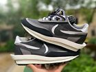 Sacai x Nike LVD Waffle Daybreak Joint Section Mens Black