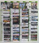 Pick Your Own Bundle Xbox 360 Games **fast Postage** Minecraft, Cod, Lego & More