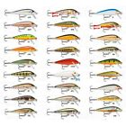 Rapala Countdown Lure - Pike Perch Salmon Trout Bass Fishing Lures - All Sizes