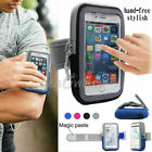 US Sports Running Jogging Gym Arm Band Touch Screen Case Pouch For Samsung Phone