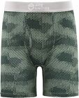 Ace Undies Mens Boxer Brief Camo, Feather, or Tribal Themed (Small to XL)