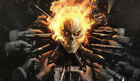 Ghost Rider X John Wick Poster - Home art deco poster