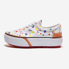 Vans UV INK Era Stacked Floral Pattern Women's Shoes - VN0A4BTO4GG Expeditedship