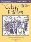 CELTIC FIDDLER COMPLETE VIOLIN AND PIANO BOOK/CD NEW By Various **BRAND NEW**