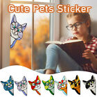 Funny Personality Creative Interest Pet Stickers Decoration For Home And Cars ~