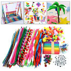 Kids Arts And Crafts Supplies Kit for Toddlers Classroom Arts Set