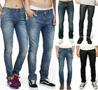Nudie Mens Womens Unisex Slim Skinny Fit Jeans  with small defects  W26 - W32