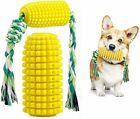 TPR Rubber Pet Dog Toys Tough Treat Food Dispenser Interactive Puppy Chew Toy
