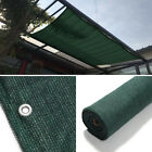 Green Heavy Duty Fencing Mesh Shade Net Cover/Ties Privacy Netting Fence Screen