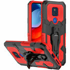 For Motorola Moto G Stylus/Power TPU Case Silicone Cover+Magnetic Car Holder