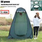 Portable Up Tent Privacy Shelter Outdoor Shower Toilet Waterproof Canopies Tents