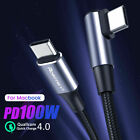 USB C To USB C Fast Charger PD 100W Dual Type C...