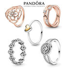 2021 New Genuine Pandora Ring S925 Ale Sterling Silver & With Gift Pouch