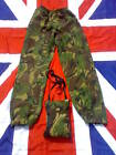 EX ARMY MILITARY DUTCH CAMO GORTEX TROUSERS WITH PACK