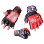 'CAGED' MIXED MARTIAL ARTS GRAPPLING TRAINING GLOVES