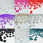 1000PCS 4ct 10mm Diamond Table Confetti Decoration Wedding Party CRYSTALS