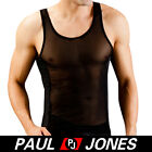 New Mens Strench Sexy Sleeveless Shirt Vest Tank Tops T-shirts 5Colors+US: S/M/L