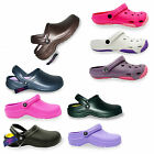 Ladies Garden Nursing Kitchen Nurses Beach Trekker Hospital Clogs UK 4 5 6 7 8