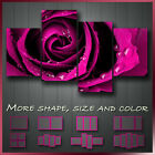 Stunning Beautiful Rose Flower Floral Art Canvas Box More Color & Style & Size