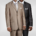 Men's 2 piece Milano Moda Elegant and Class Suit  All Sizes  57021