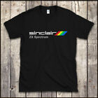 SINCLAIR ZX SPECTRUM COMPUTER T SHIRT Retro Classic 80s Video Games SIZES TO 5XL