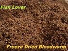 Top Quality+Value~Freeze Dried Bloodworm, Natural food for Tropical Fish/Turtle