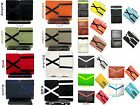 New Mens Womens Magic Flip Leather Wallet Ultra Slim Credit Card Holder Pouch