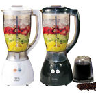 500W 2LTR ELECTRIC MULTI FOOD BLENDER WITH GRINDER SMOOTHIE PROCESSOR LIQUIDISER