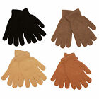 Ladies / Women Winter Winter Warm Soft Thermal Wool Blend Gloves