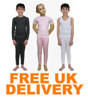 Childrens, Boys, Girls Thermal Underwear Tops, Vests, ,Long Pants, Long/Short