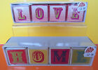 Love and Home Cubes - Great for any home!